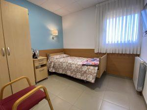 Residència El Serrat habitació individual